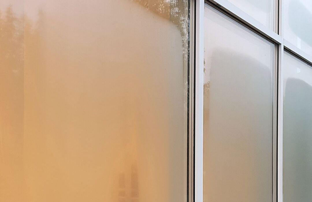 Ikkunoiden huurtuminen ikkunaremontti
