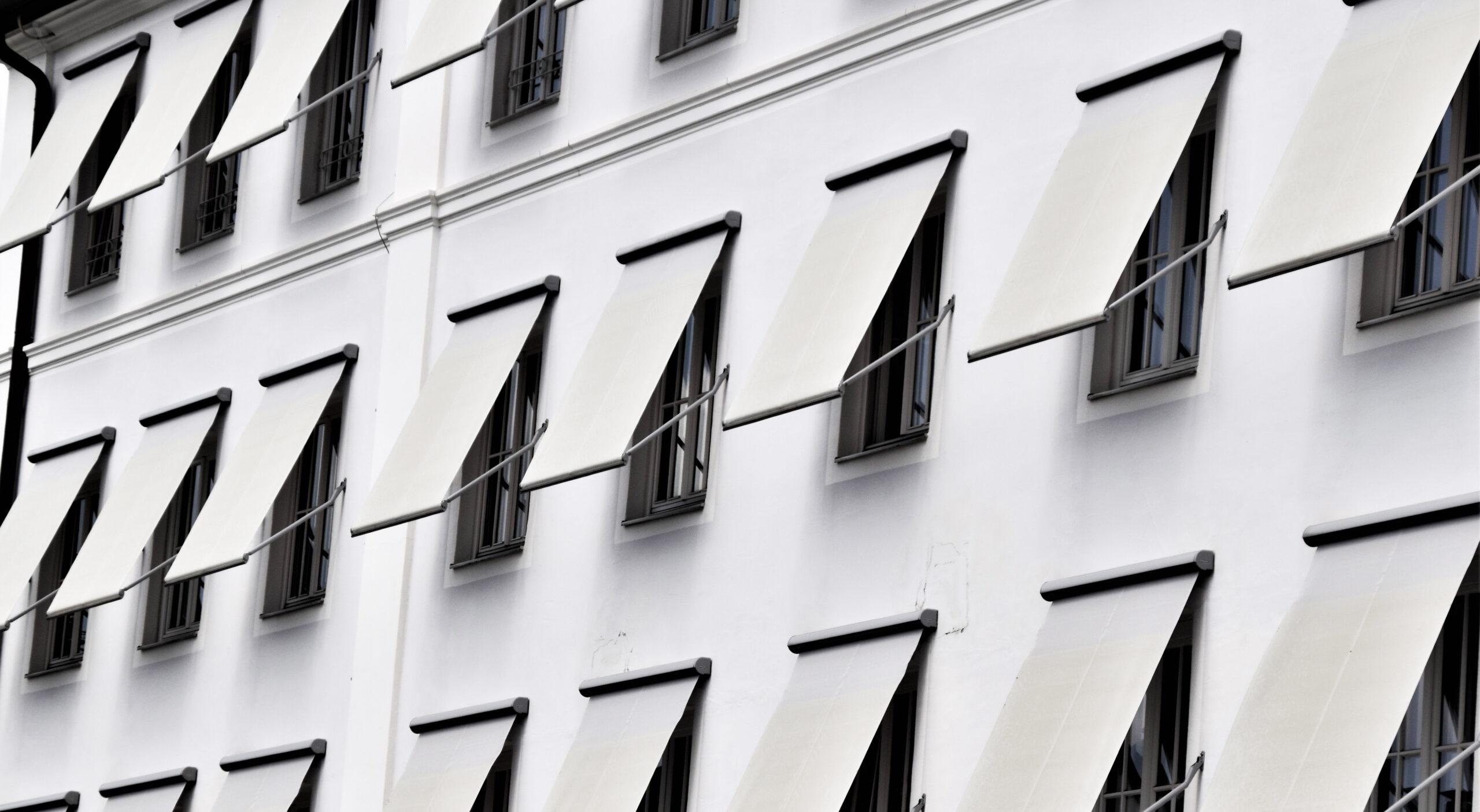ikkunat markiisit